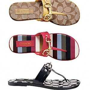 Coach Rikki Sandals
